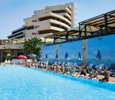 Costa Verde Hotel Club hotell (Catania (Sitsiilia), Itaalia)