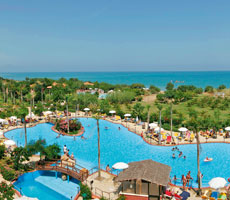 Fiesta Hotel Athenee Palace viešbutis (Sicilija, Italija)