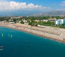 Atahotel Naxos Beach viešbutis (Sicilija, Italija)