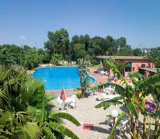 Villaggio Alkantara viešbutis (Sicilija, Italija)