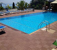 Villa Esperia viešbutis (Sicilija, Italija)