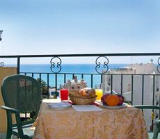Villa Linda viešbutis (Sicilija, Italija)