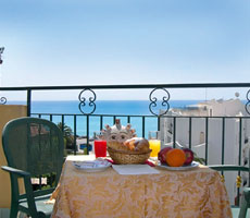 Villa Linda hotell (Catania (Sitsiilia), Itaalia)