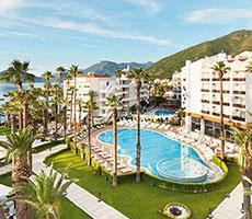 Ideal Prime Beach viešbutis (Marmaris, Turkija)