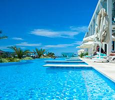 Jiva Beach viešbutis (Marmaris, Turkija)