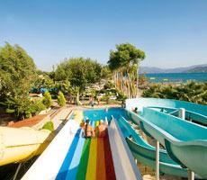 Club Tuana Fethiye viešbutis (Marmaris, Turkija)