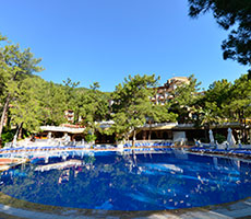 Grand Yazici Marmaris Palace viešbutis (Marmaris, Turkija)