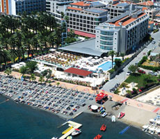 Pasa Beach viešbutis (Marmaris, Turkija)