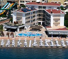 Pasa Garden Beach viešbutis (Marmaris, Turkija)