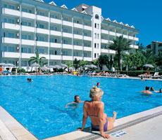 Club Hotel Pineta viešbutis (Marmaris, Turkija)