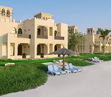Hilton Al Hamra Beach & Golf Resort viešbutis (Dubajus, JAE)