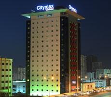 Citymax Sharjah viešbutis (Dubajus, JAE)