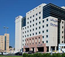 Citymax Bur Dubai viešbutis (Dubajus, JAE)