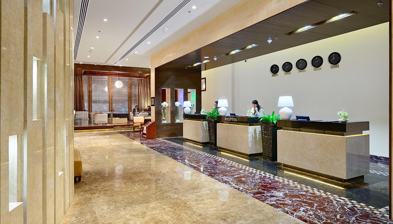 Copthorne Hotel Sharjah viešbutis (Dubajus, JAE)