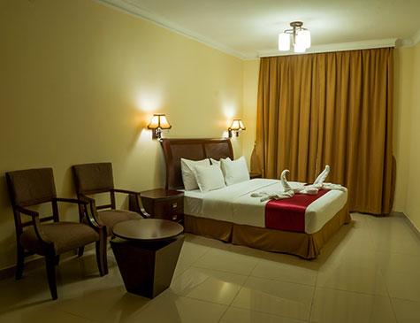 Crown Palace hotell (Dubai, AÜE)