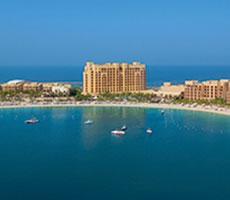 DoubleTree by Hilton Resort & Spa Marjan Island viešbutis (Dubajus, JAE)