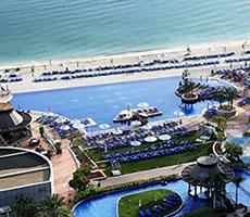 DUKES Dubai viešbutis (Dubajus, JAE)