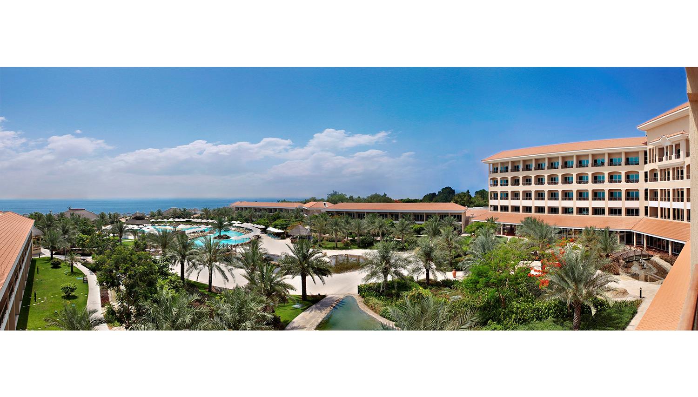 Fujairah Rotana hotell (Dubai, AÜE)
