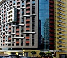 Grand Belle Vue Hotel Apartments viešbutis (Dubajus, JAE)