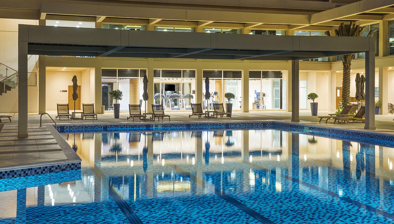 Hilton Garden Inn Ras Al Khaimah viešbutis (Dubajus, JAE)