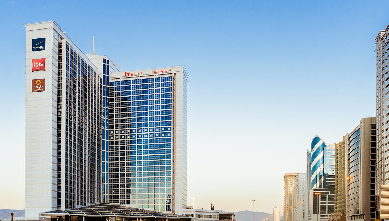Ibis Fujairah hotell (Dubai, AÜE)