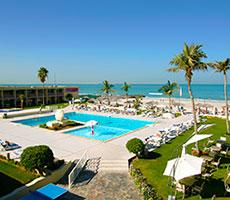 Lou' Lou' a Beach Resort viesnīca (Abu Dhabi, Apvienotie Arābu Emirāti)