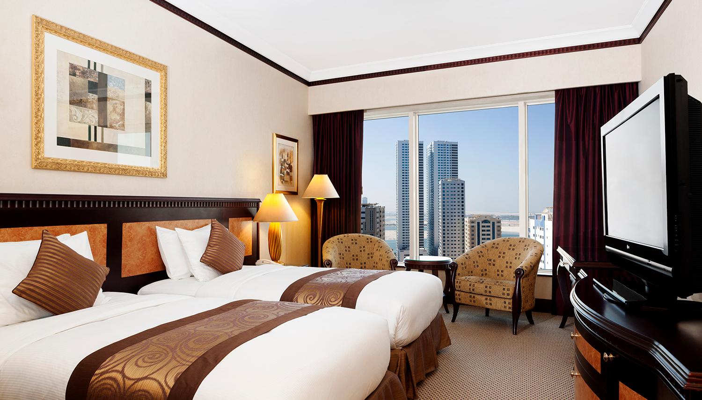 Hilton Sharjah hotell (Dubai, AÜE)