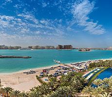 Rixos The Palm Dubai viešbutis (Dubajus, JAE)