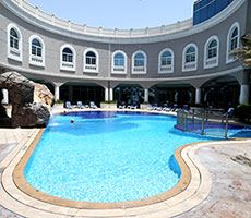 Sharjah Premiere Hotel & Resort viešbutis (Dubajus, JAE)
