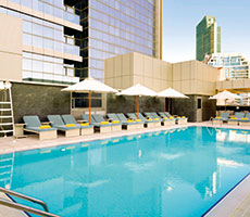 Wyndham Dubai Marina viešbutis (Dubajus, JAE)