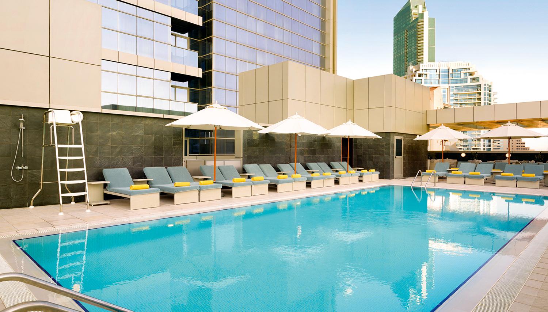 Wyndham Dubai Marina hotell (Dubai, AÜE)