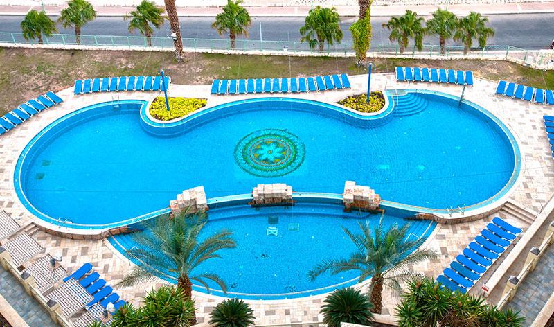 Leonardo Plaza Dead Sea hotell (Ovda, Iisrael)