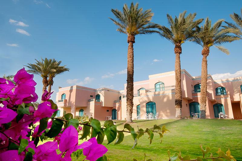 U Sunrise Club Eilat hotell (Ovda, Iisrael)