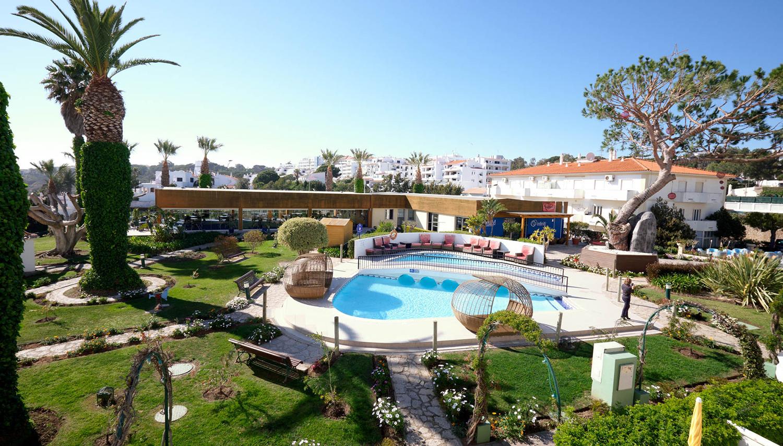 Clube Praia da Oura viesnīca (Faro, Portugāle)