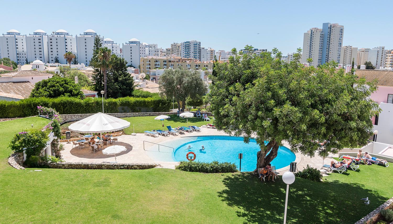 Clube Vilarosa hotell (Faro, Portugal)