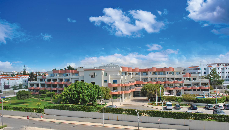 Forte da Oura hotell (Faro, Portugal)