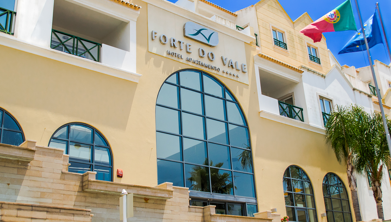 Forte Do Vale hotell (Faro, Portugal)