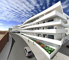 Jupiter Marina hotell (Faro, Portugal)