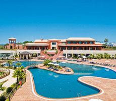 Monte Santo Resort viesnīca (Faro, Portugāle)