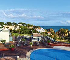 Pestana Alvor Praia viešbutis (Algarvė, Portugalija)