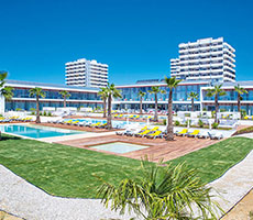 Pestana Alvor South Beach hotell (Faro, Portugal)