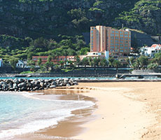 Dom Pedro Baia Club viešbutis (Madeira, Portugalija)