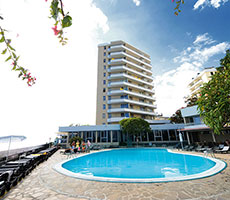 Duas Torres viešbutis (Madeira, Portugalija)