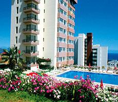 Dorisol Estrelicia & Mimosa viesnīca (Madeira, Portugāle)