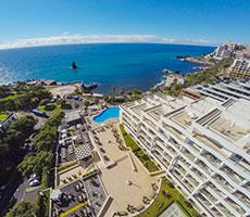 Melia Madeira Mare Resort & Spa гостиница (Мадейра, Португалия)