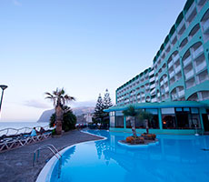 Pestana Ocean Bay All Inclusive Resort viešbutis (Madeira, Portugalija)