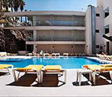Alameda De Jandia hotell (Fuerteventura, Kanaari saared)