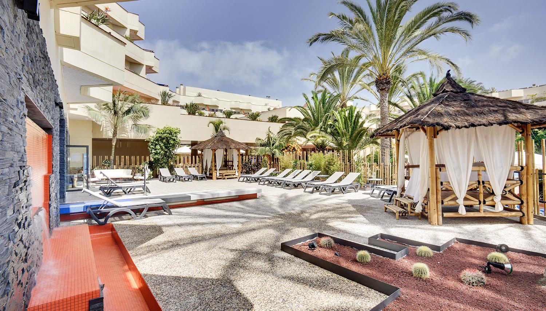 Barcelo Corralejo Bay hotell (Fuerteventura, Kanaari saared)