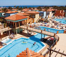 Broncemar Beach viesnīca (Fuerteventura, Kanāriju salas)