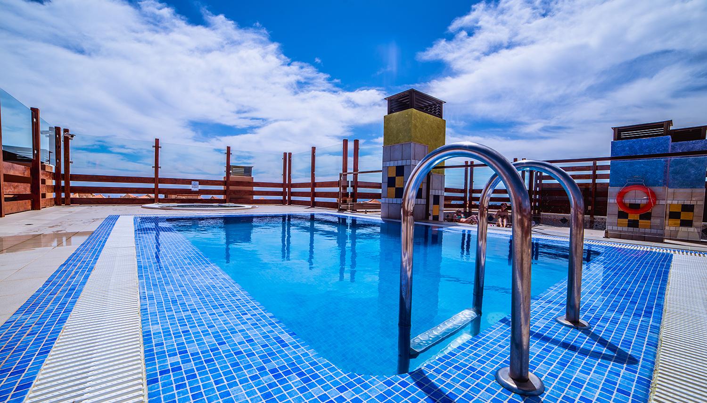 Chatur Costa Caleta hotell (Fuerteventura, Kanaari saared)